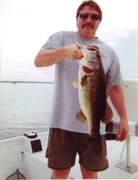 Bass fishing charter florida bass fishing charters for Bass fishing disney world